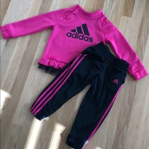 Adidas Warm Up Suit